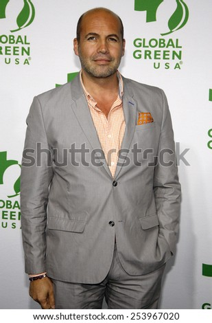 Billy Zane at the Global Green USA's 12th Annual Pre-Oscar Party held at the Avalon in Los Angeles on Wednesday February 18, 2015.  - stock photo