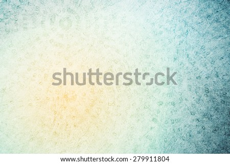 binary code on pastel gradient color abstract background - stock photo