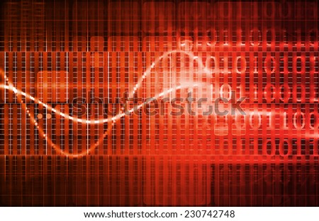 Biomedical Research or a Applied Medical Field - stock photo