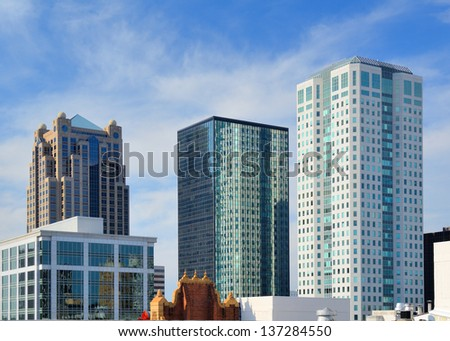 Birmingham, Alabama, USA - stock photo