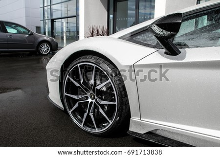 Supercars Stock Images Royalty Free Images Vectors Shutterstock