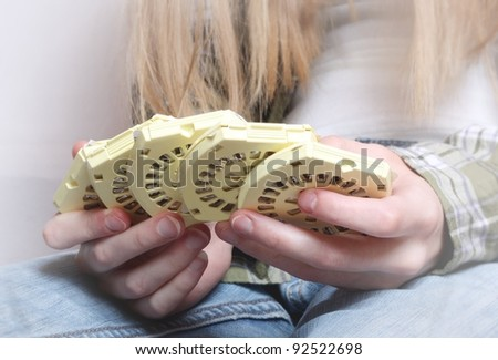 Birth Control - stock photo