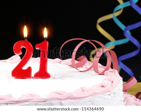 21 Birthday Stock Photos Images Pictures