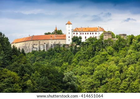 Bitov Castle, Czech Republic