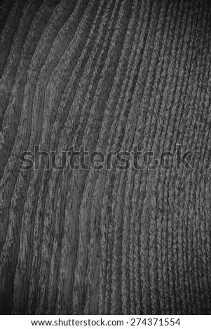 black abstract background or wood grain pattern furniture texture