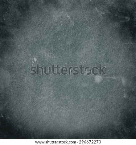 Black abstract photo. Grunge background - stock photo