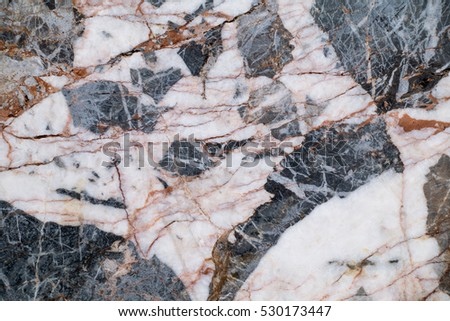 Black and brown marble , Abstract of natural background