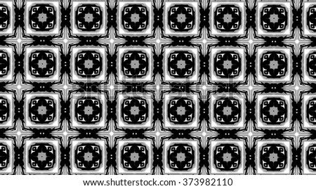Black and gray patterns. d