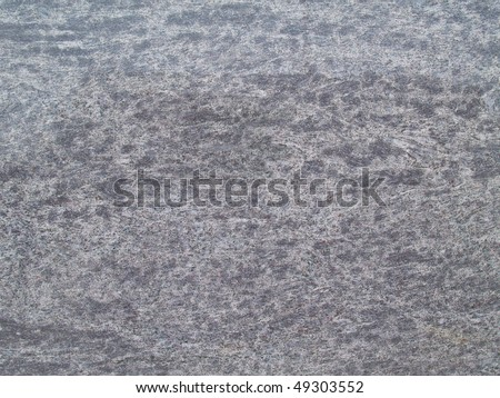 Black and gray spotted marbled grunge texture. - stock photo