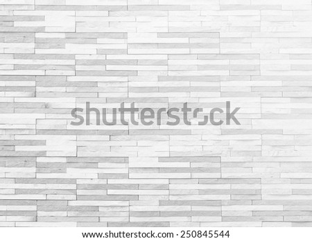 Black and white Brick wall texture background with light source from right hand