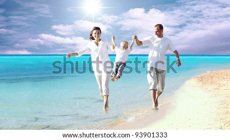 Black and White Dancers in posing on background (on the photo - one person) - stock photo