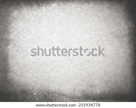 black and white paper background - stock photo