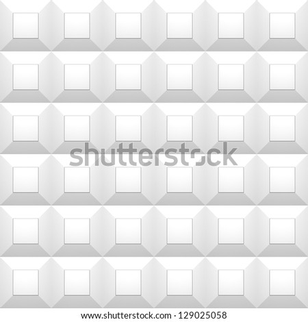 black and white square tiles texture, seamless