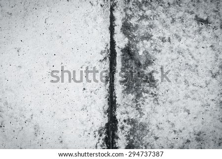 Black and white stone background wall dirty texture