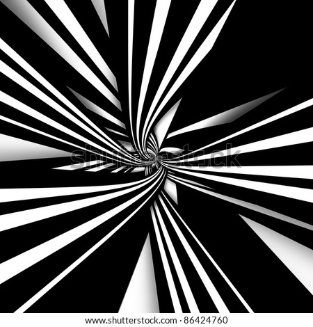 black and white striped abstract background
