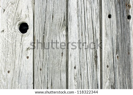 Black and white vertical wood background - stock photo
