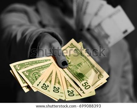 bribery economics and money