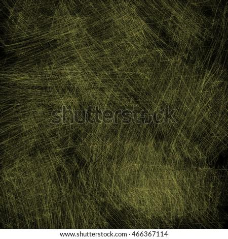 black and yellow grunge texture  with scratch and spots