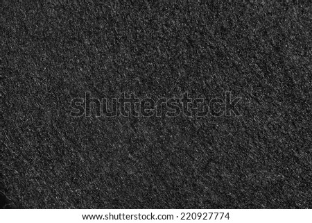 black asphalt texture - stock photo