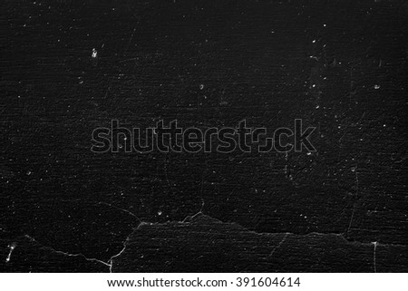 Black background. Chalkboard.Grunge