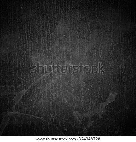 Black Background, Dusty - stock photo
