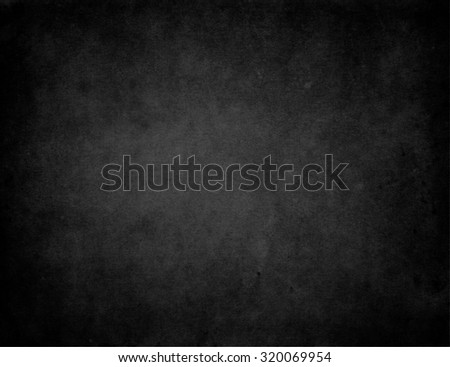 Black background. Grunge background. Old black background. Grungy black texture background for multiple use - stock photo