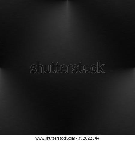 black background steel metal texture background seamless pattern - stock photo