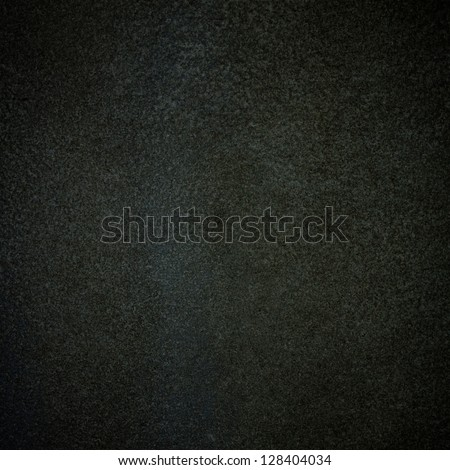 Black background texture wall with spotlight - stock photo