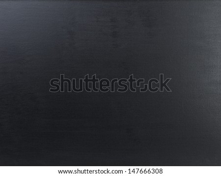 black blackboard texture, high detailed background - stock photo