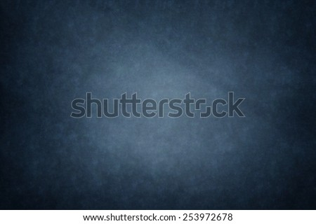 Black blank chalkboard for background - stock photo