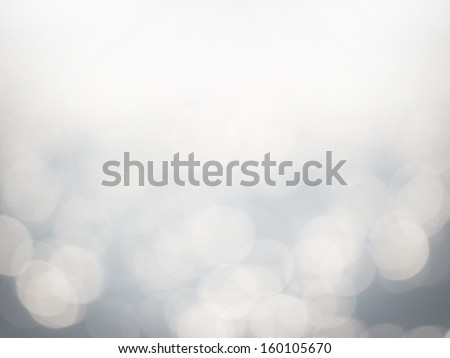 Black Bokeh backgrounds  - stock photo