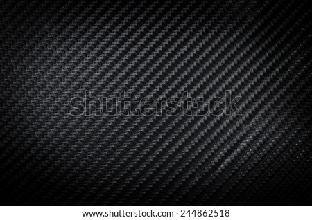 Black carbon fiber background texture, Abstract background - stock photo