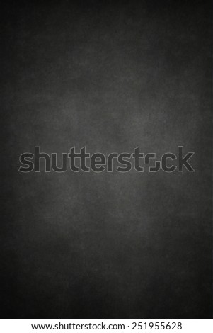Black chalkboard for background - stock photo