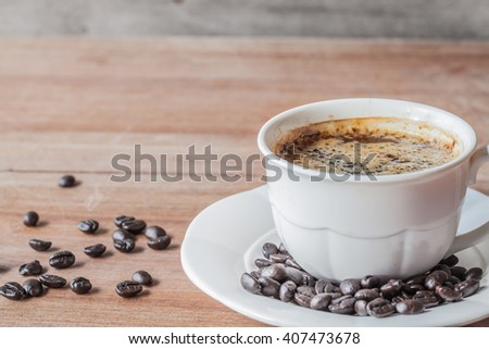Black Coffee arabica