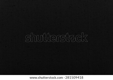 black cotton Fabric Texture