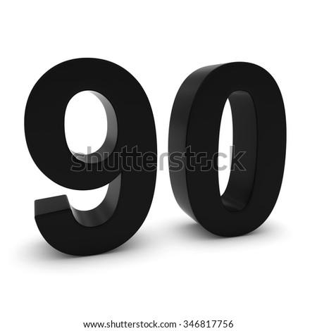 Number Ninety