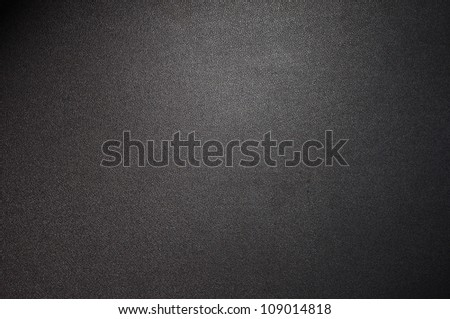 Black dark background of asphalt - stock photo