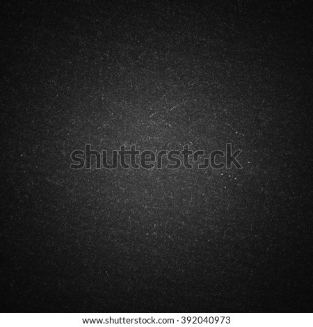 Black Dusty Chalkboard Background, Texture