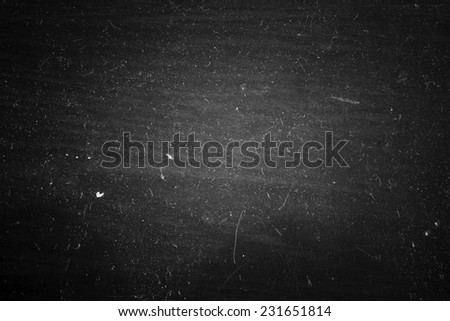 Black Dusty Table