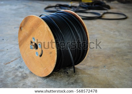 Industrial Cable Stock Images, Royalty-Free Images & Vectors ...