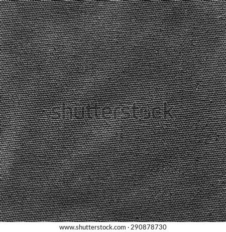 black fabric texture as background for design-works