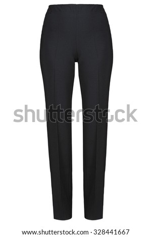 black female pants