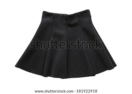 Black Skirt Stock Images, Royalty-Free Images & Vectors | Shutterstock