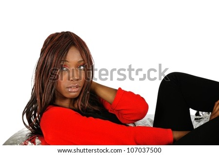 Ebony girl pictures