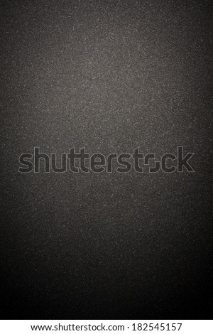Black Grainy Surface Gradient Background