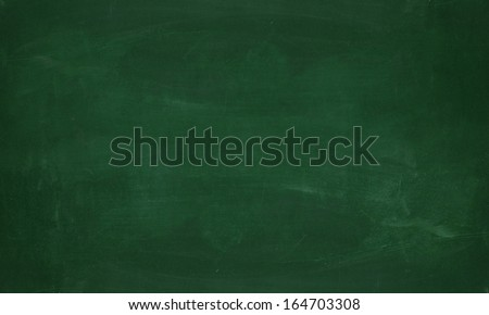 black Green chalk board . - stock photo