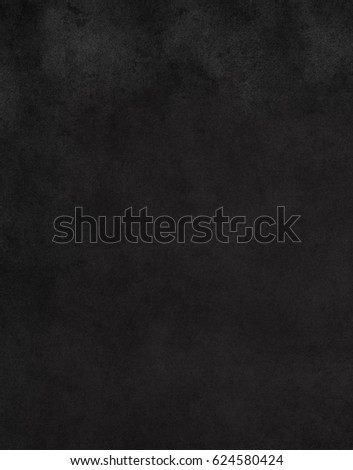 Black grunge texture background. Abstract dark grunge texture on black wall.