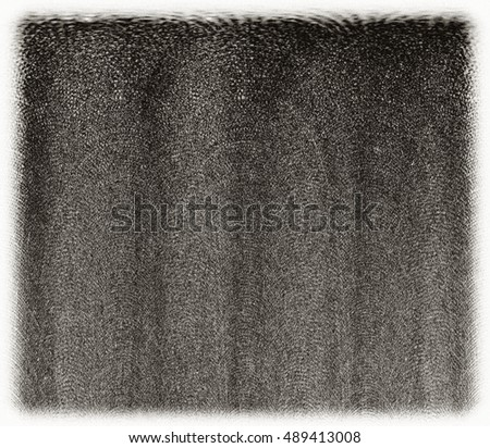 black grunge wall. Modern futuristic painted wall for backdrop or wallpaper with copy space. Close up image