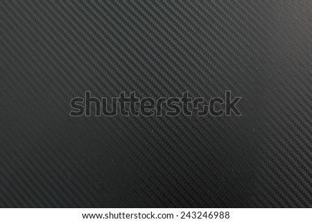 black kevlar texture and pattern - stock photo