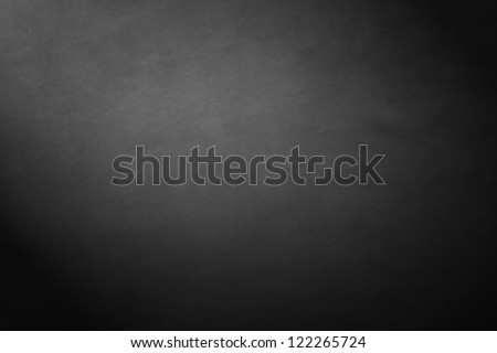 black leather texture - stock photo
